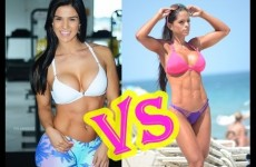 Eva Andressa vs. Michelle Lewin